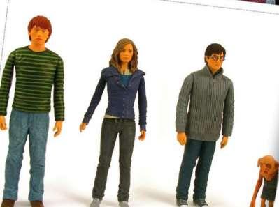 Harry Potter Deathly Hallows Tomy Figuras De Acción