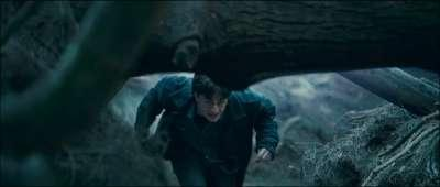 Drake corre dentro de hermione