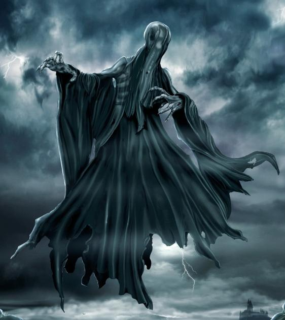Dementors Are Ring