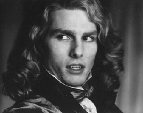 pasajes de entrevista con el vampiro Lestat-el-vampiro-blanco-y-negro