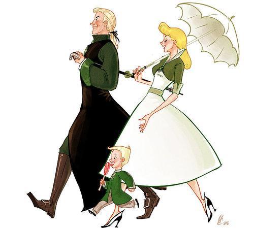 familia-malfoy-harry-potter