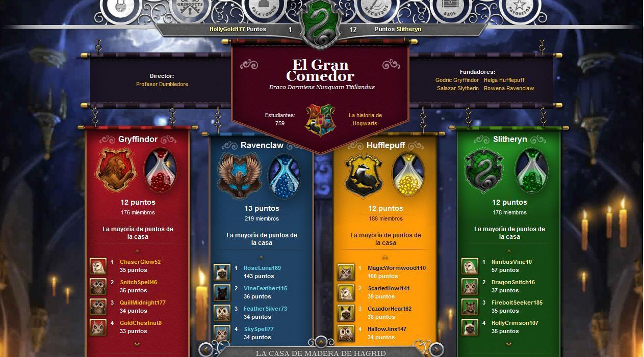 Inicia Pottermore Beta Mensaje De Jk Rowling Y Primeras