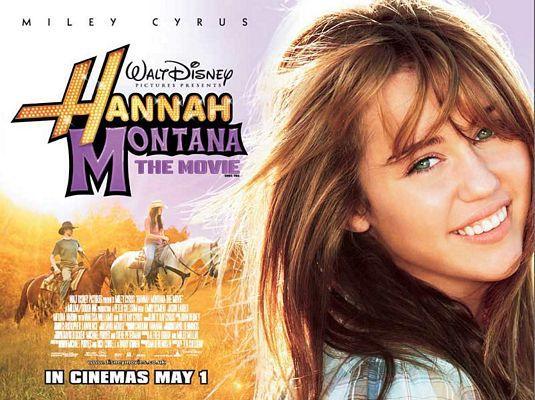CINE RETRO. Hanna Montana, La película. Miley Cyrus, Billy Ray Cyrus ...