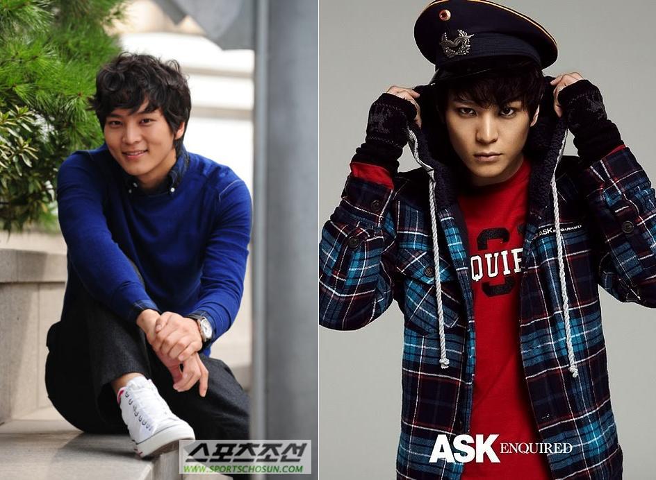 """... actor, Joo-Won , pero la personalidad de """"Man-Ju"""" es más acorde"""