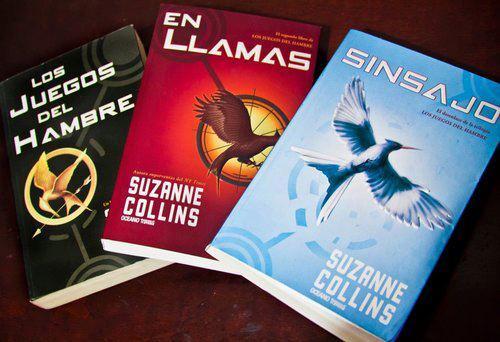 Recomendacion Literaria Los Juegos Del Hambre Libro 1 Suzanne
