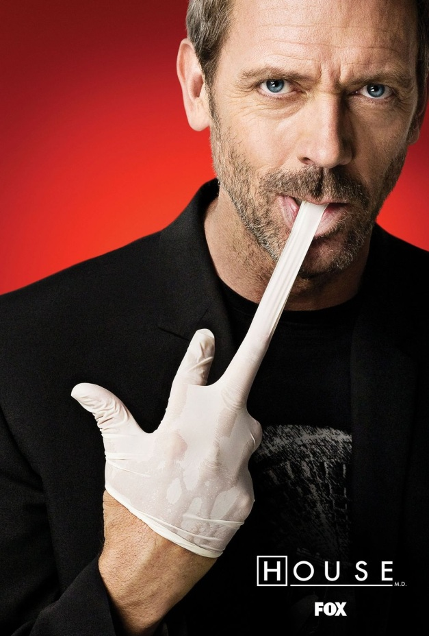 GREGORY HOUSE 1