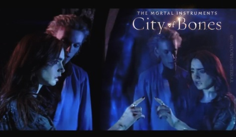 JACE Y CLARY
