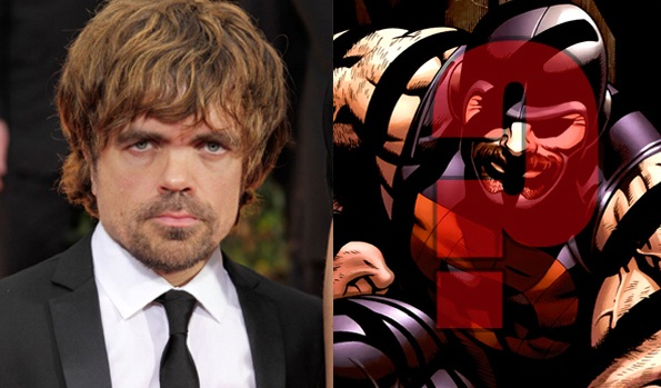 PETER DINKLAGE EN X MEN
