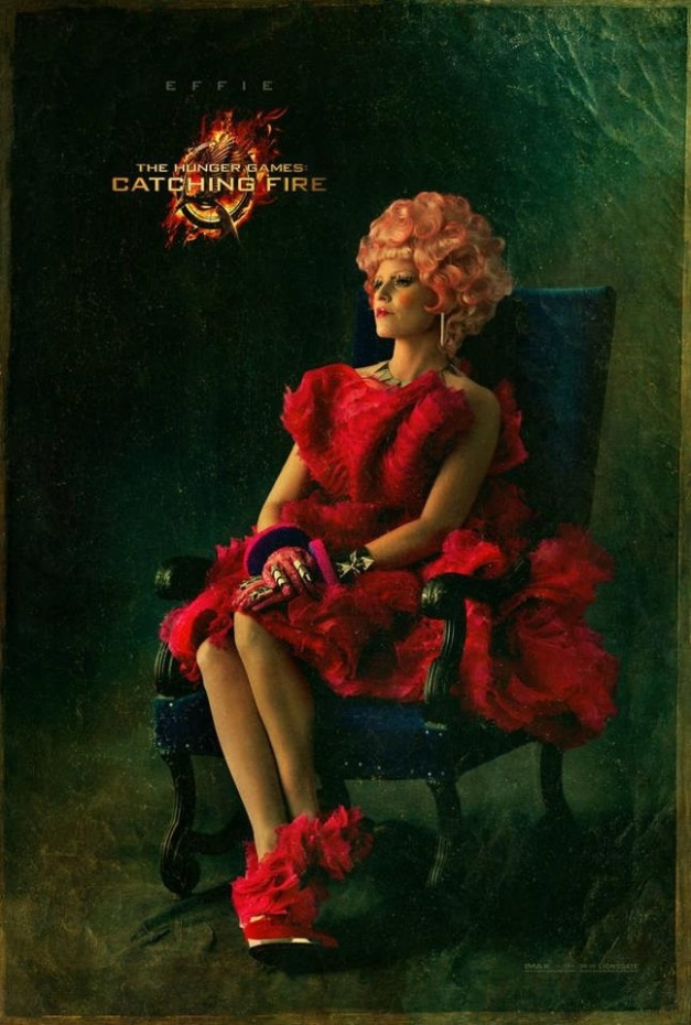 Effie Trinket's