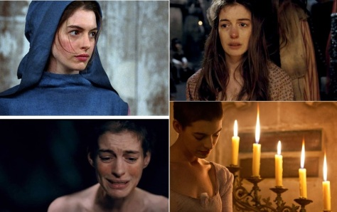 LOS MISERABLES - ANNE HATHAWAY - FANTINE