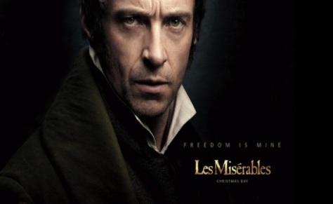 LOS MISERABLES - HUGH JACKMAN