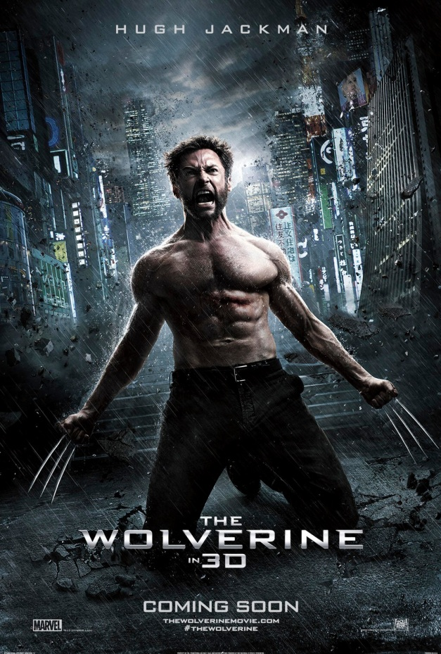 POSTER WOLVERINE 1