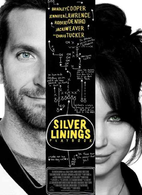 SILVER LININGS PLAYBOOK - POSTER