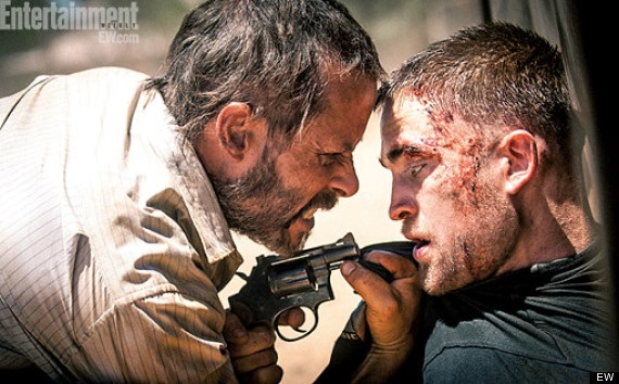 THE ROVER - ROBERT PATTINSON