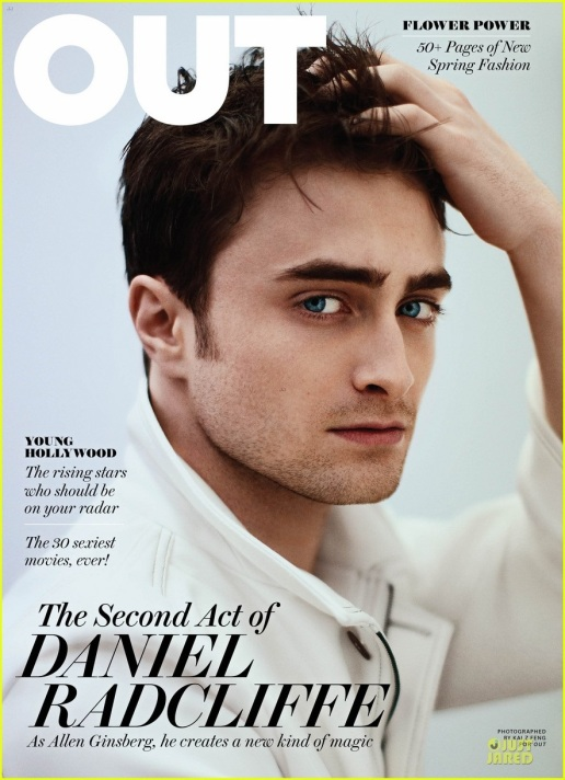 DANIEL RADCLIFFE EN OUT
