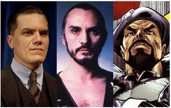 Terence Stamp y Michael Shannon - Zod - Superman