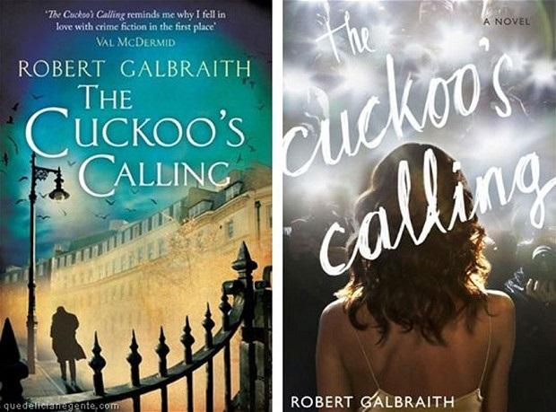 THE CUCKOO'S CALLING - ROBERT GALBRAITH - JK ROWLING