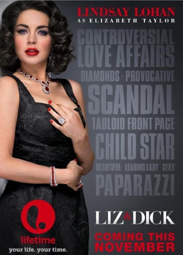 LIZ Y DICK - PELICULA 2013