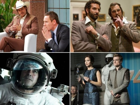 RECOMENDACIONES CINEMATOGRAFICAS PARA EL ÚLTIMO TRIMESTRE DEL 2013