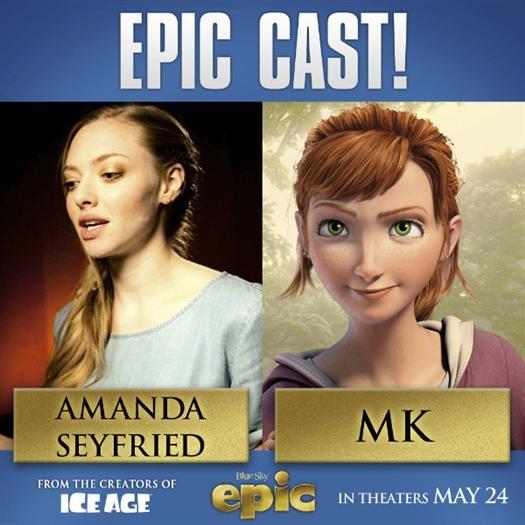 AMANDA SEYFRIED - MK