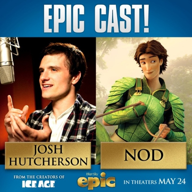 JOSH HUTCHERSON - NOD