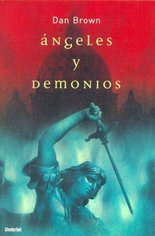 PORTADA DE ANGELES Y DEMONIOS