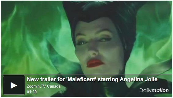 TRAILER DE MALEFICENT