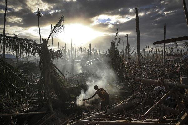 Resultado de imagen para paisajes destruido