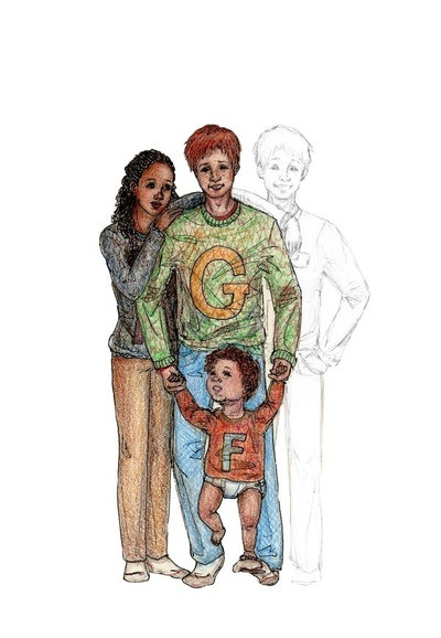 FAMILIA WEASLEY JOHNSON