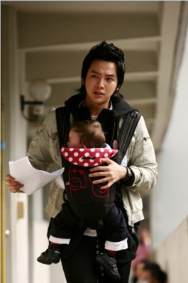 Joon Su y Woo Ram - Baby and me. 1