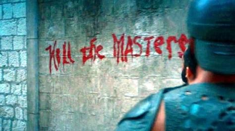KILL TH EMASTERS