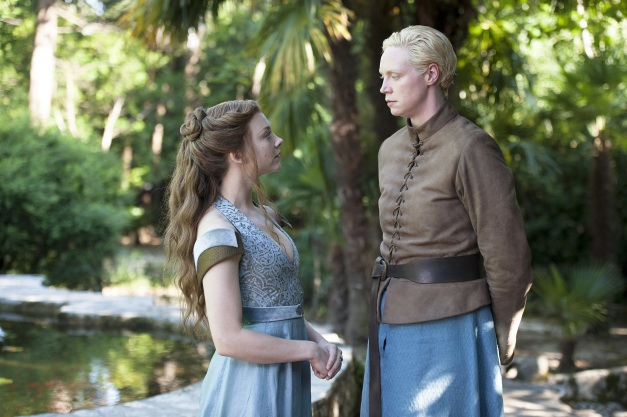 MARGAERY Y BRIENNE