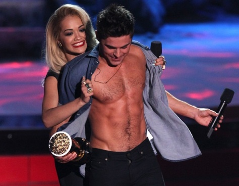 MTV - MEJOR SHIRTLESS