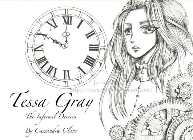 TESSA - LA INMORTAL