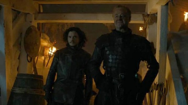 SER ALLISER Y JON