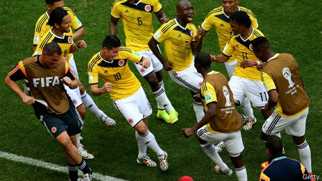 BAILE COLOMBIANO