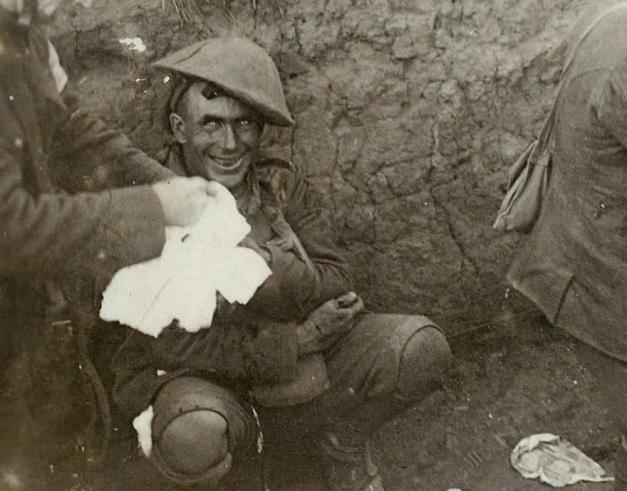 SOLDADO - 1916