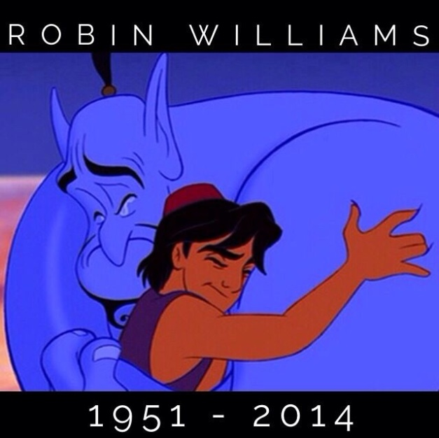ROBIN WILLIAMS - GENIO 1