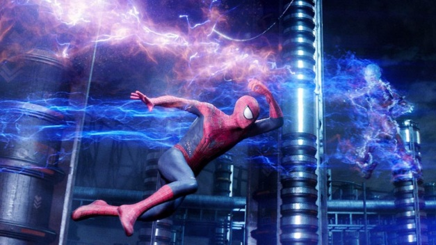 SPIDERMAN - EFECTOS ESPECIALES