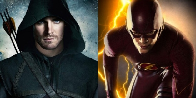 the arrow y the flash