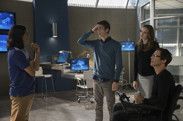 THE FLASH TEAM