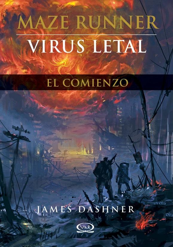PORTADA DE VIRUS LETAL - EL COMIENZO