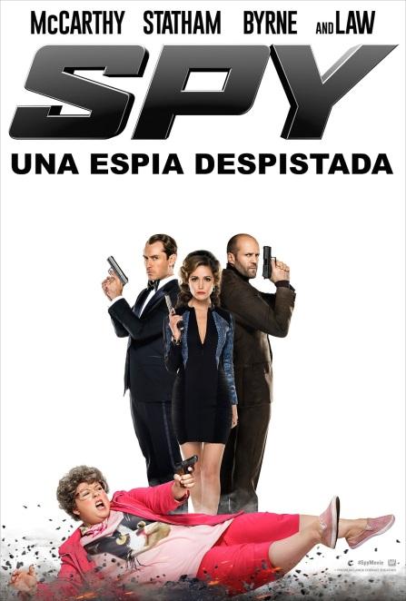 POSTER DE SPY