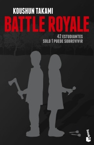 PORTADA DE BATTLE ROYALE